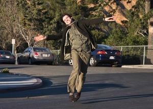 "Jim Carrey som ""Yes Man"".Foto: Sandrew Metronome"