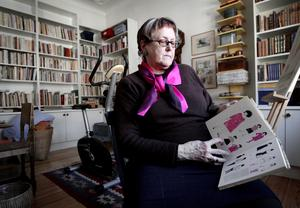 Kerstin Thorvall (1925-2010).