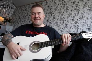 Mattias Lilja en av vinnarna av Kramfors kommuns Hedersstipendium.