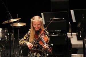 Lena Jonsson från Bollnäs är den andra personen som får ett stipendium ur Jonas Olssons minnesfond.