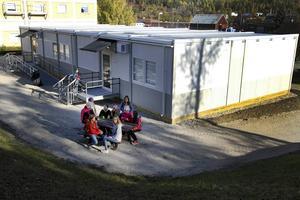 För två år sedan placerades moduler vid Bergsjö skola, nu kan det bli fler.