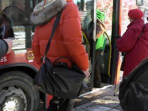 En enkelresa med buss i Östersund kostar lika mycket som i världens dyraste storstäder.