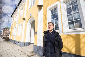 Max Rupla, säkerhetssamordnare på Avesta kommun tycker att krisledningsgruppens arbete under syrautsläppet fungerade bra.
