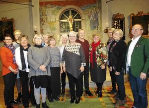I återträffen deltog Håkan Bergström (Falun), Siv W Blom (Bjursås), Ann-Katrin H. Ekström (Borlänge), Ing-Marie Färlin (Hedemora), Maricka Gustavsson (Avesta), Maria Lindqvist (Mora), Susanne Nylén (Falun), Greta Pedersen (Sågmyra), Eva-Britt Theander (Borlänge), Susan Thörnqvist (Furudal), Ingalill Wester (Falun), Lars Wilhelmsson (Falun) och Kersti Ölmedal (Svärdsjö).