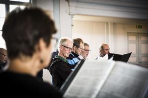 Körerna kommer kompas av Archi Jamt under ledning av Bengt Erik Norlén.