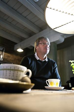 Per Holmqvist vill fylla magasinet med nytt liv.