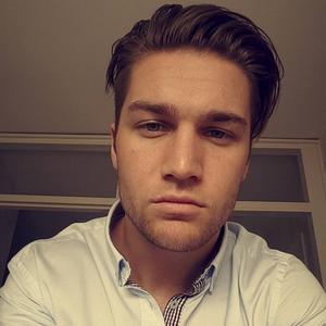 Andreas Svensson, 24 år från Sandviken.
