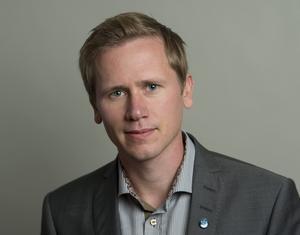 Arbetarbladet har granskat Sverigedemokraterna i regionen. På bild, Roger Hedlund, ordförande för Sverigedemokraterna i Gävleborg.