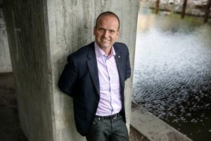Lars Persson (FP), ett av tre kommunalråd som kvitterat ut 54 000 kronor i månaden.