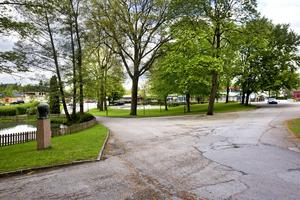 BÖR UTREDAS. Staffan Werme tycker att det borde gå att kompromissa om Brunnsparken. Arkivfoto: Håkan Risberg