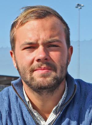 Viktor Eriksson.
