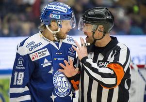 LIF-backen Alexander Ytterell vill se mer desperation i försvarsspelet.
