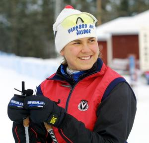 Anna-Karin Strömstedt. Foto: Jörgen Wåger/arkiv
