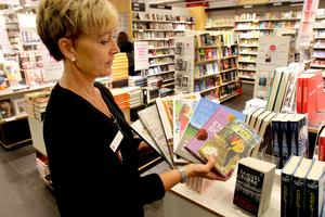 Vardagsjoggaren och bokhandlaren Lisa Lundin tipsar om hälsoböcker.