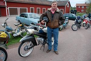 Nostalgisk. Biljournalisten Göran Ambell menar att Gärdsjö Grand Prix är årets höjdpunkt.