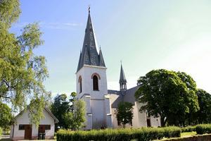 Harmångers kyrka är inne i en utvecklingsfas, där utrymmen i kyrkan ska anpassas för bredare användningsområden.