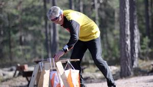 Leif Eriksson, Heby AIF. Foto: Mikael Stenkvist