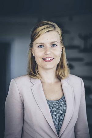 Alexandra Gillström Jurist på Centrum för rättvisa och ombud för Patrik Ardefelt.