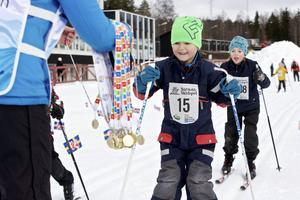 Barnens skidspel arrangerades för 31:a gången. Som vanligt var intresset stort för att delta, och alla barn fick en medalj vid målgång.