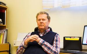 Kjell Svensson, vd för fastighetsbolaget Glysis.