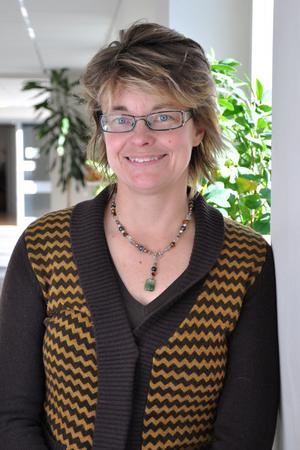 Lena Kallings, forskare som tycker att fler borde ordineras fysisk aktivitet.