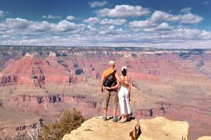Grand Canyon är den sevärdhet svenskarna helst av allt vill se.