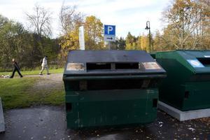KUNGSBÄCKSVÄGEN. En av bränderna drabbade en container på Kungsbäcksvägen.