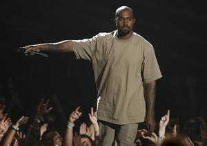 Kanye West har skjutit upp och bytt titel på sitt sjunde studioalbum flera gånger. I vår väntas det till slut släppas. Arkivbild.   Foto: Matt Sayles/AP/TT