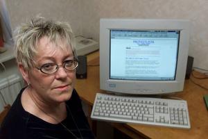 Ann-Catrin Brockman,S, stod utan motkandidat i valet till ordförande i kunskapsnämnden.