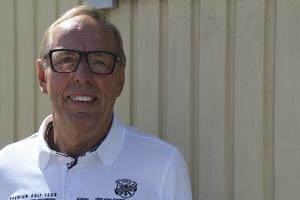 Sven Görgård, ordförande Hudiksvalls HC.
