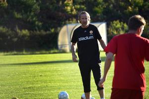Göran Sundqvist fortsätter i Sund IF.