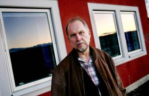Lennart Mattsson, chefredaktör för Länstidningen.