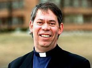 ARKIVBILD Lämnar Gävle? Stefan Nilsson, kyrkoherde i Heliga Trefaldighets församling i Gävle har sökt tjänsten som kyrkoherde i Ockelbo.