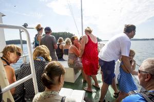 M/S Moa erbjöd gratisturer i sommar – en succé som däremot kanske låg fel i tiden.