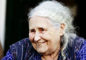 Doris  Lessing.