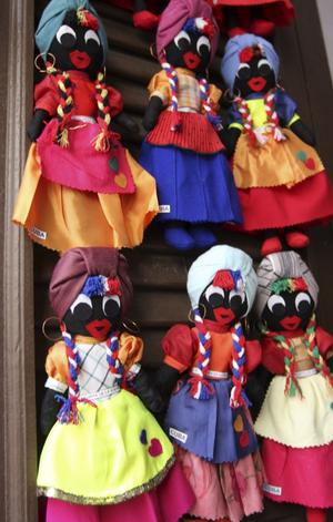 Kubanska dockor.