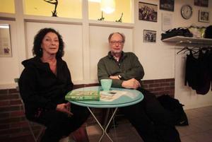 Wendla Karlsson har drivit dansstudion Wendlas i drygt 35 år. Torbjörn Olsson har skrivit manuset till