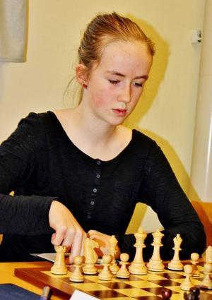 Bästa dam vid 2014 års DM – Irja Hippe-Runsten, ÖSS. Foto: Bo Wik