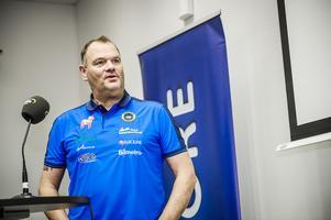 Stefan Bäckström, lagledare för Masarna.