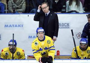 Krönikören Per Hägglund har sett sämre förbundskaptener än Pär Mårts.