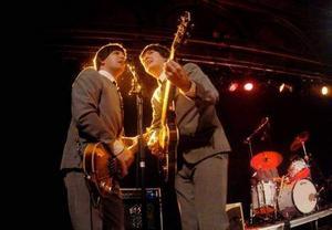 The Mersey Beatles.