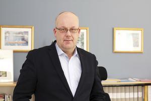 Mats Berglund, NVU:s förbundschef