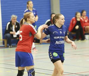 Cissi Larsson kontrade in nio enkla mål.