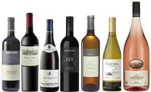 Ett antal exklusiva tillfälliga vinnyheter lanseras på bolaget i april. De här vinerna tycker vår vinskribent hör till de allra bästa köpen.