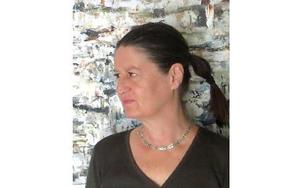 Susanne Halvardsson, aktuell med ny diktsamling. Foto: Privat