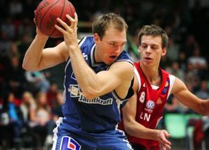 Anton Säwström fick spela hela 19.57 och gjorde en ganska bra insats.