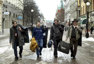 Melodifestivalen 2003.