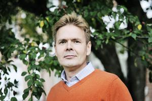 Anders Aune är tillförordnad teknisk chef i Bollnäs kommun.