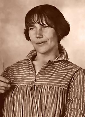 Ester Henning (1887–1985).