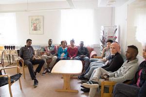 I dag går ungefär 65 elever på SFI-utbildningen i Hofors. Alla som Arbetarbladet pratat med verkar vara väldigt nöjda med sin utbildning.